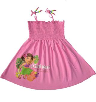 new-fashion-kids-Summer-Tank-Dress-little-girl-sleeveless-clothing ...