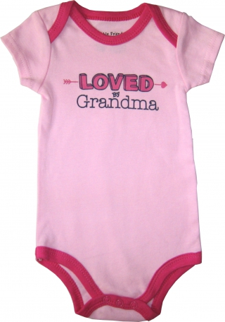 Luvable Friends Baby Romper - JD-RP60487-I