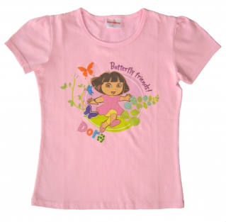 Dora The Explorer - Girl T Shirt - TS1006