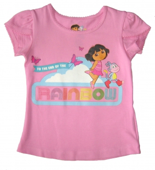 Dora The Explorer - Girl T Shirt - TS1114