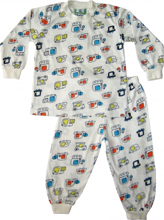 BOBDOG - Toddler Boy Pyjamas - DB-PJ7647