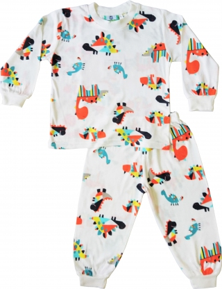 BOBDOG - Toddler Boy Pyjamas - DB-PJ9613