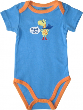 Luvable Friends - Baby Romper - JD-RP766