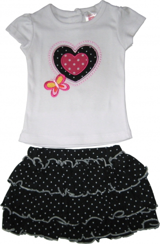 Carter Baby Girl Dress -- AL-GSU11