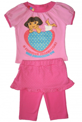 Dora The Explorer - Girl Suit - GSU1094