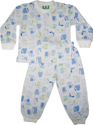 BOBDOG - Kids Boy Pyjamas - DB-PJ4547