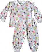 BOBDOG - Toddler Girl Pyjamas - DB-PJ4413