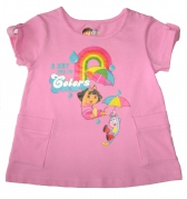 Dora The Explorer - Girl T Shirt - TS1113