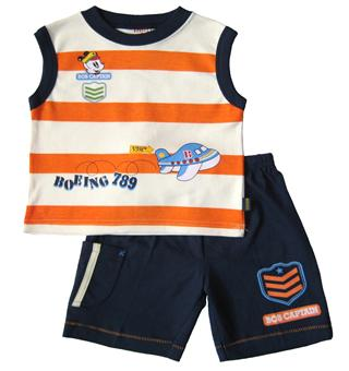 BOBDOG - Toddler Boys Suit - LR-BSU9967