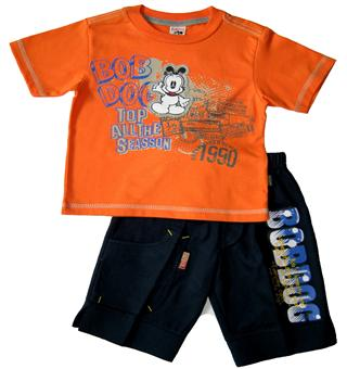BOBDOG - Toddler Boys Suit - LR9217