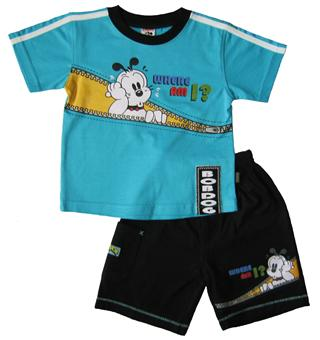 BOBDOG - Toddler Boys Suit - LR9506-B