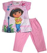 Dora The Explorer - Girl Pyjamas - PJ024