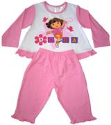 Dora The Explorer - Girl Pyjamas- PJ102