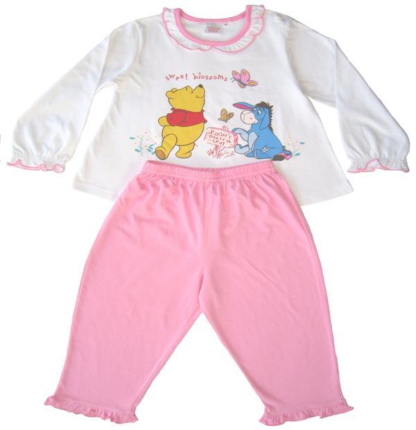 654ddaf94321 Winnie the Pooh - Kids Girl Pyjamas - PH-PJ202 - Pyjamas