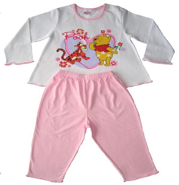 f9e8c80f9bc3 Winnie the Pooh - Kids Girl Pyjamas - PH-PJ204 - Pyjamas