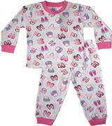 BOBDOG - Toddler Girl Pyjamas - DB-PJ1413