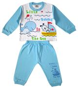 BOBDOG - Toddler Pyjamas - SP-PJ4107-B