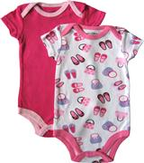 Luvable Friends - 2 Baby Rompers pack - JD-RP88