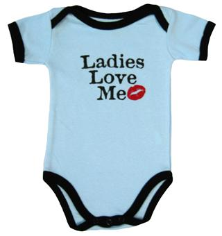 Luvable Friends - Baby Rompers - JD-RP60320-B
