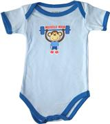 Luvable Friends - Baby Romper - JD-RP60400-B