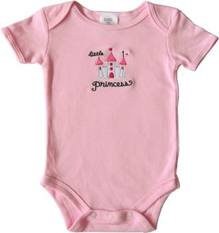 Luvable Friends - Baby Romper - JD-RP80