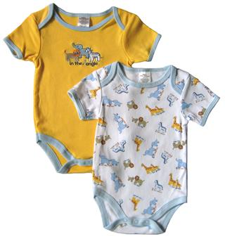 Baby Mini Beetle - Baby 2 packs Romper - JE-RP119