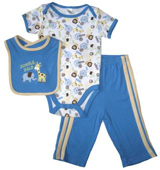 Baby Little Beetle - Baby Romper Set - JE- RP342