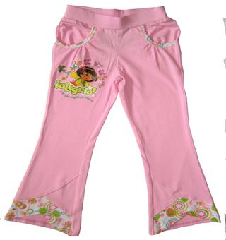 Dora The Explorer - Girl Long Pant - LP1124