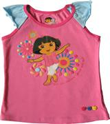 Dora The Explorer - Girl Tank Top - SS1105-I