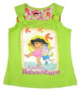Dora The Explorer - Girl Tank Top - SS1135-G