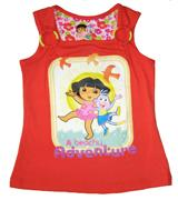 Dora The Explorer - Girl Tank Top - SS1135-O