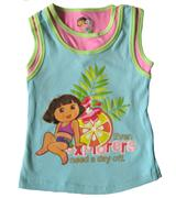 Dora The Explorer - Girl Tank Top - SS1143-B