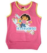 Dora The Explorer - Girl Singlet - SS1086