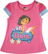 Dora The Explorer - Girl T Shirt - SS1106-I