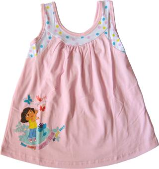 Dora The Explorer - Girl T Shirt - SS1170