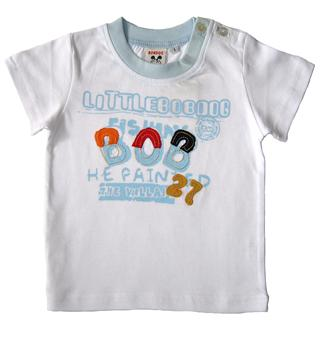 BOBDOG - Toddler T-Shirt -- BS-TS863-W