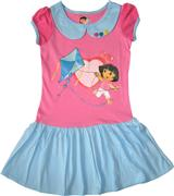 Dora The Explorer - Girl Dress - DR1110-I