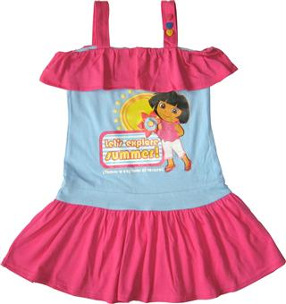 Dora The Explorer - Girl Dress - DR1111-B