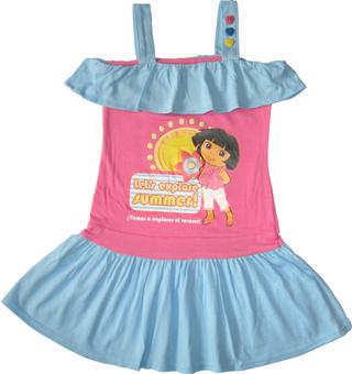Dora The Explorer - Girl Dress - DR1111-I