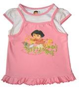 Dora The Explorer - Girl Dress - TS1069