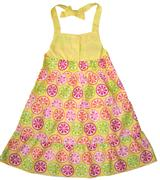 Gymboree - Printed Summer Girl Dress - 2